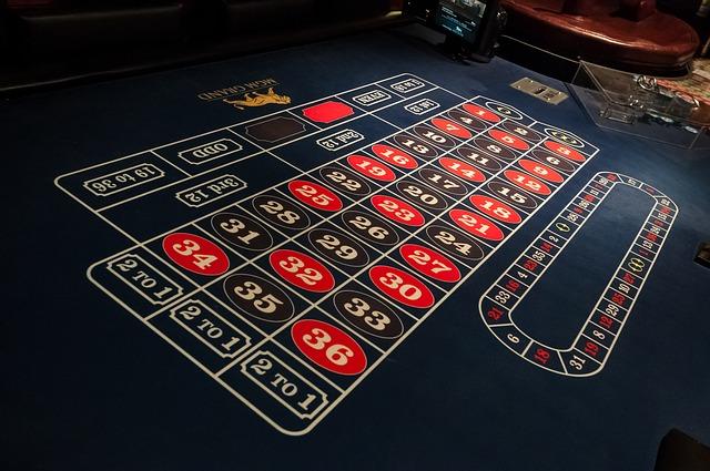 Casino Spieltisch